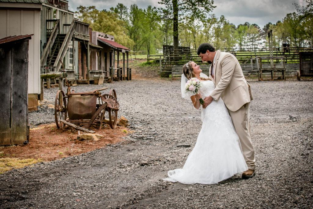 Grc western wedding